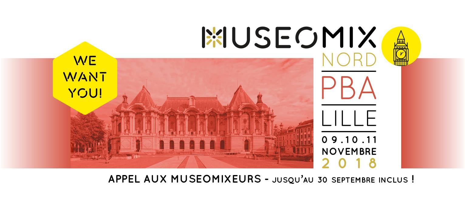 Museomix Nord
